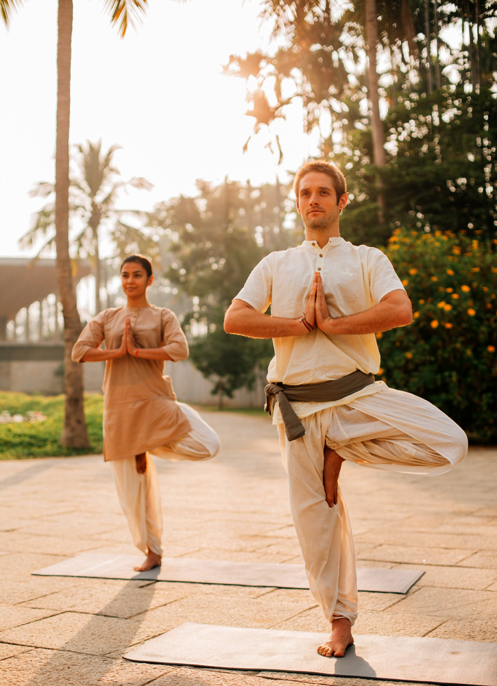Yoga for Health and Welbeing